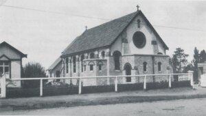 St PEter's Catholic Church 1926
